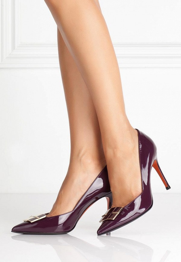Туфли на шпильке Baldinini (Балдинини) 502101P92AANDY7650: изображение 13