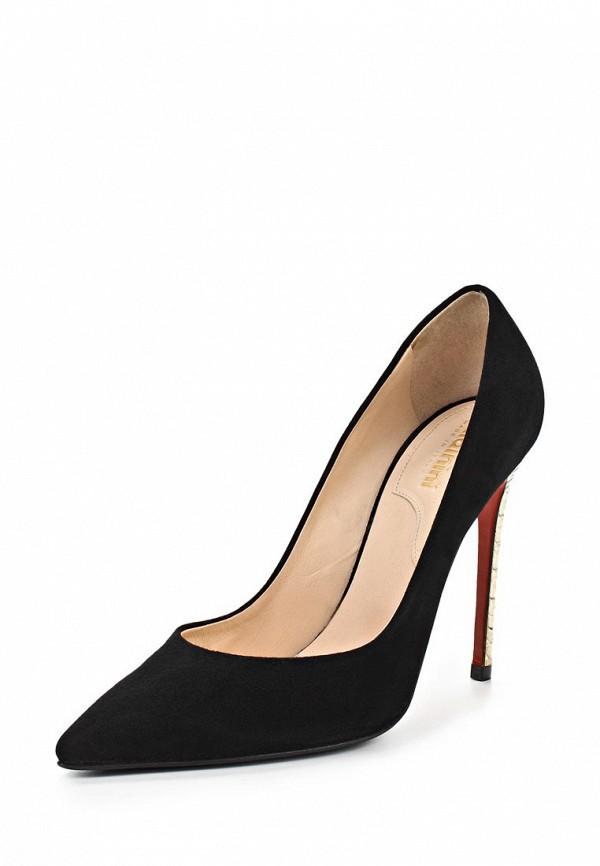 Туфли на каблуке Baldinini (Балдинини) 503020P02ACABY0000: изображение 1