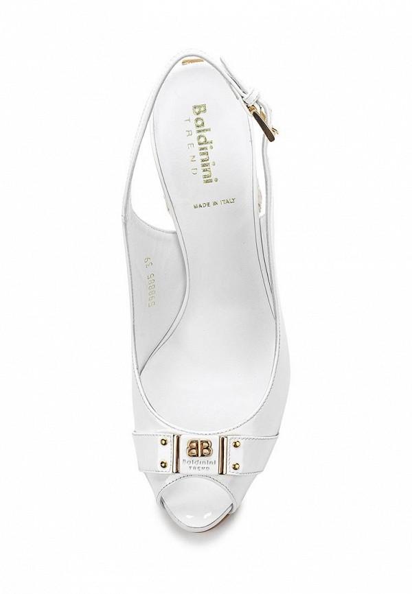 Босоножки на каблуке Baldinini (Балдинини) 598885VERN90R: изображение 4