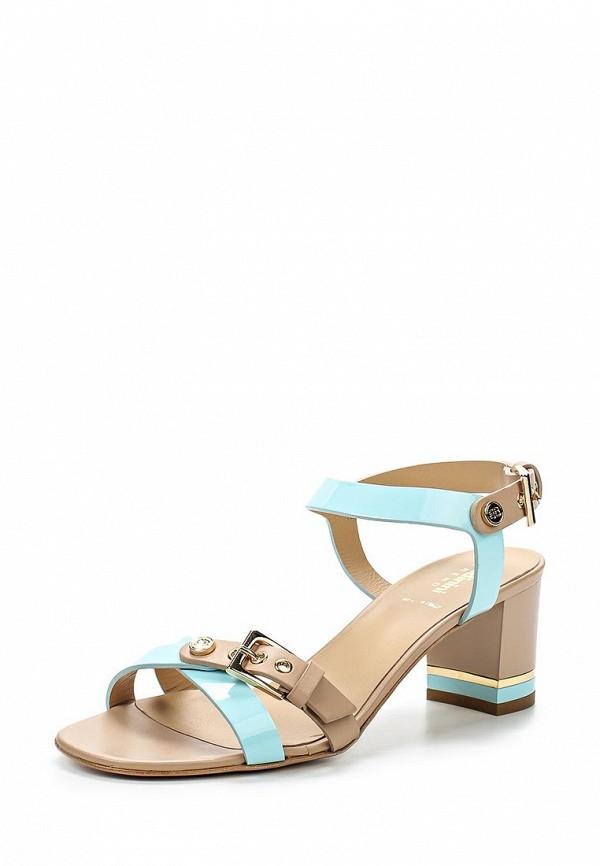 Босоножки на каблуке Baldinini (Балдинини) 599771BGVE4154R: изображение 1
