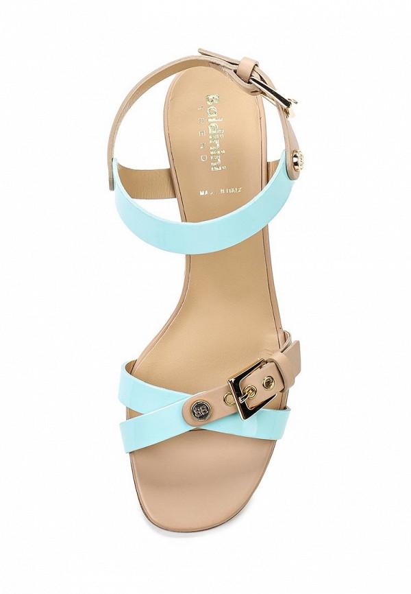 Босоножки на каблуке Baldinini (Балдинини) 599771BGVE4154R: изображение 4