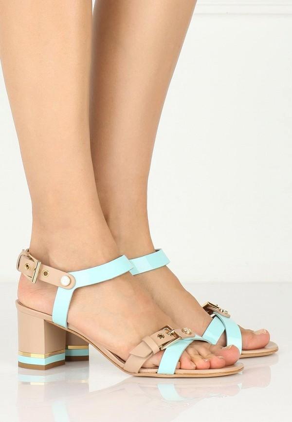 Босоножки на каблуке Baldinini (Балдинини) 599771BGVE4154R: изображение 5