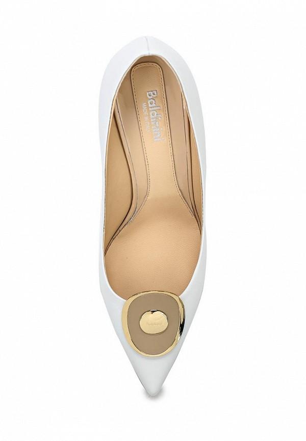 Туфли на каблуке Baldinini (Балдинини) 553105P91AROVEBISK: изображение 4