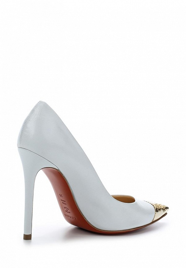 Туфли на каблуке Baldinini (Балдинини) 550121P01ASTEF9000: изображение 2