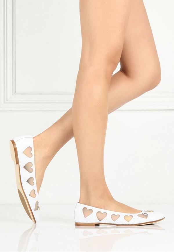 Женские балетки Baldinini (Балдинини) 598523NARE9045R: изображение 5
