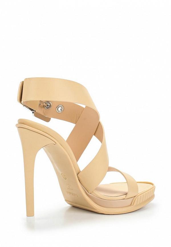 Босоножки на каблуке Baldinini (Балдинини) 552062P03LGARO2110: изображение 2