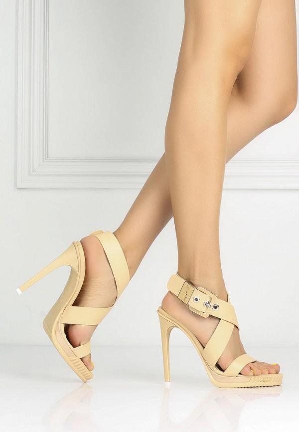 Босоножки на каблуке Baldinini (Балдинини) 552062P03LGARO2110: изображение 5