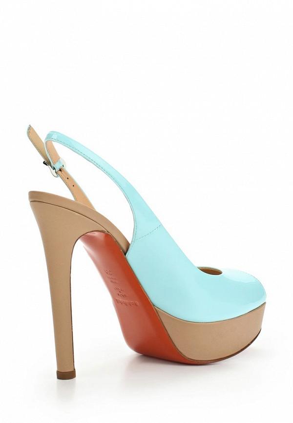 Босоножки на каблуке Baldinini (Балдинини) 550600P91NANDYTYSU: изображение 2