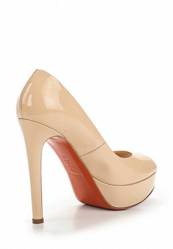 Туфли на каблуке Baldinini (Балдинини) 550601P91NANDY2110: изображение 2