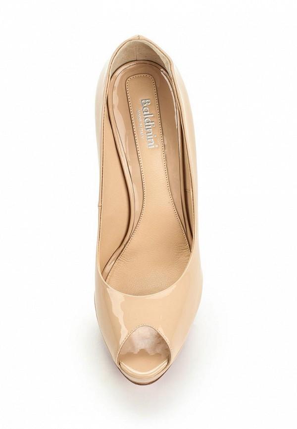 Туфли на каблуке Baldinini (Балдинини) 550601P91NANDY2110: изображение 4