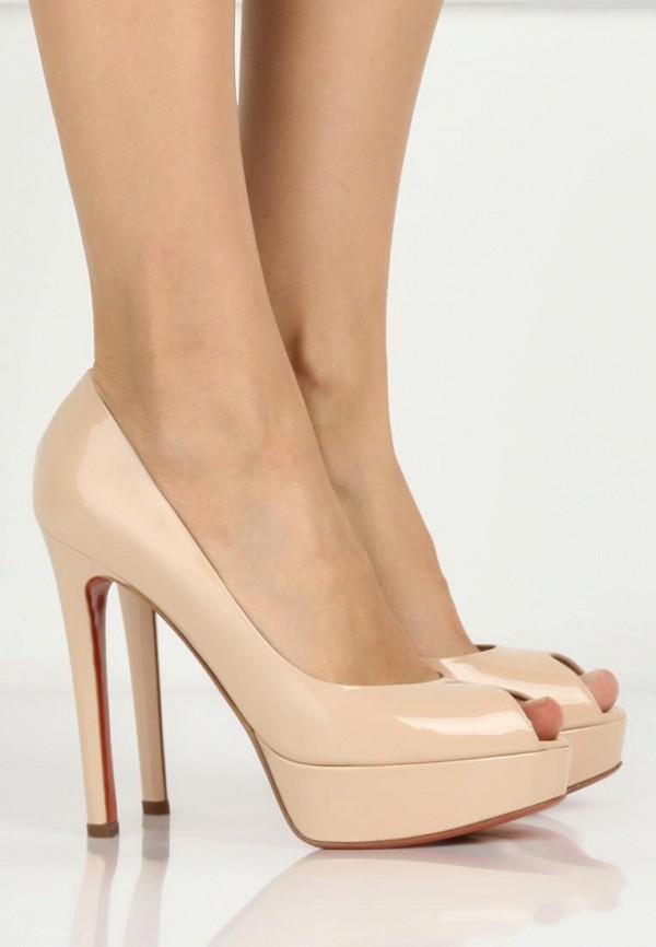 Туфли на каблуке Baldinini (Балдинини) 550601P91NANDY2110: изображение 5