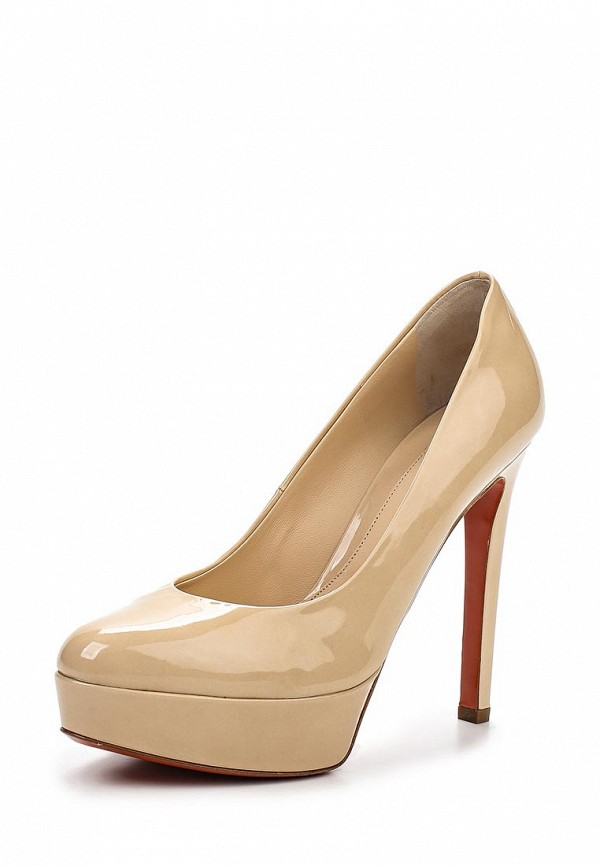 Туфли на каблуке Baldinini (Балдинини) 550604P91NANDY2110: изображение 1