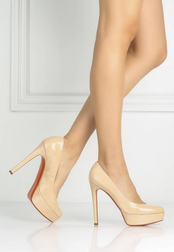 Туфли на каблуке Baldinini (Балдинини) 550604P91NANDY2110: изображение 5