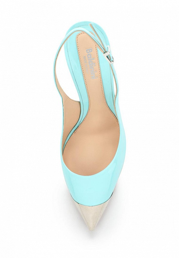 Босоножки на каблуке Baldinini (Балдинини) 550100P01AANDY1045: изображение 4