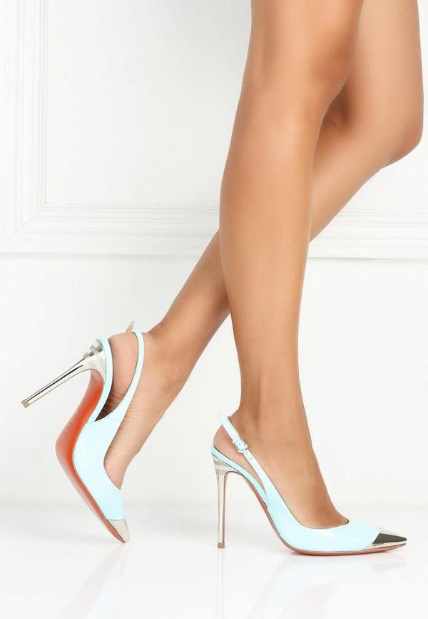 Босоножки на каблуке Baldinini (Балдинини) 550100P01AANDY1045: изображение 5