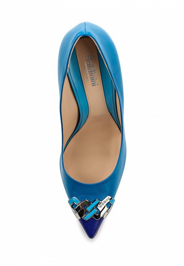 Туфли на каблуке Baldinini (Балдинини) 555023P01ASTEFZARI: изображение 4