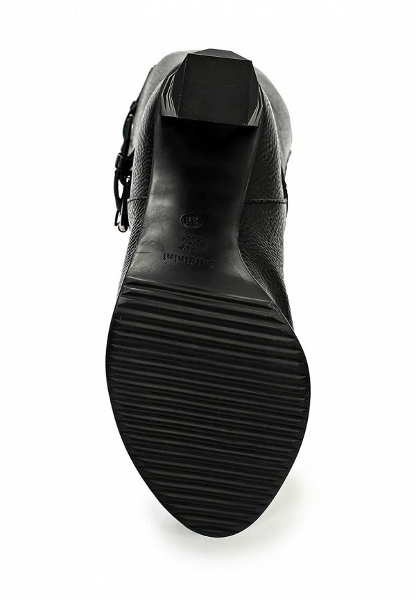 Сапоги на каблуке Baldinini (Балдинини) 611001P03MPRIX0000: изображение 3
