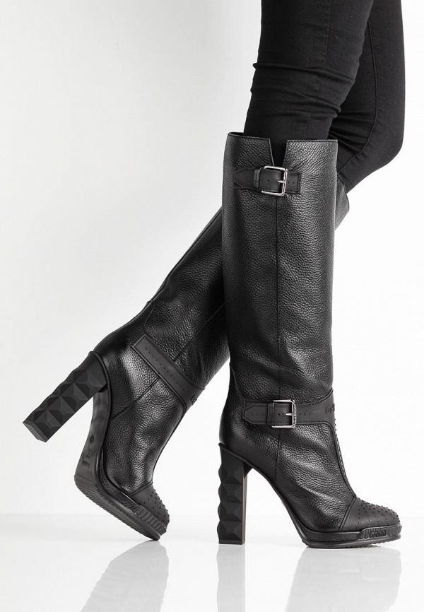 Сапоги на каблуке Baldinini (Балдинини) 611001P03MPRIX0000: изображение 6