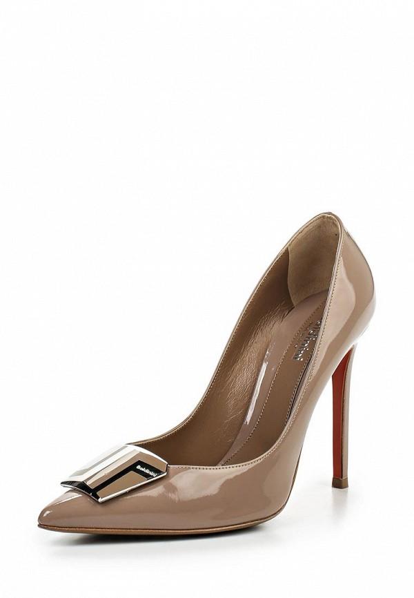 Туфли на каблуке Baldinini (Балдинини) 603001P02AANDY3110: изображение 1