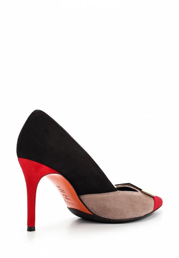 Туфли на каблуке Baldinini (Балдинини) 604001P92AKIDICEPN: изображение 2