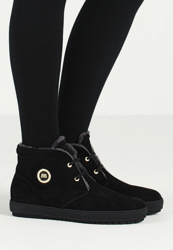 Женские ботинки Baldinini (Балдинини) 648003ACAMO00....R..: изображение 6