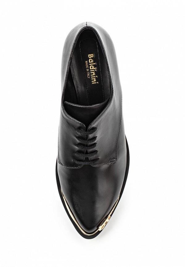 Женские ботинки Baldinini (Балдинини) 602020P23ZNEWS0000: изображение 4