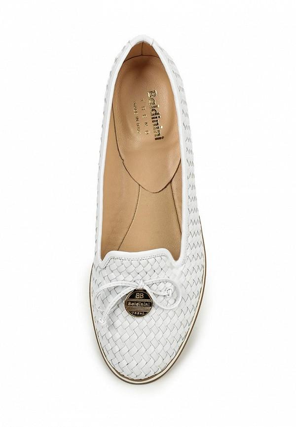 Туфли на плоской подошве Baldinini (Балдинини) 698585XNAPP90....R..: изображение 4