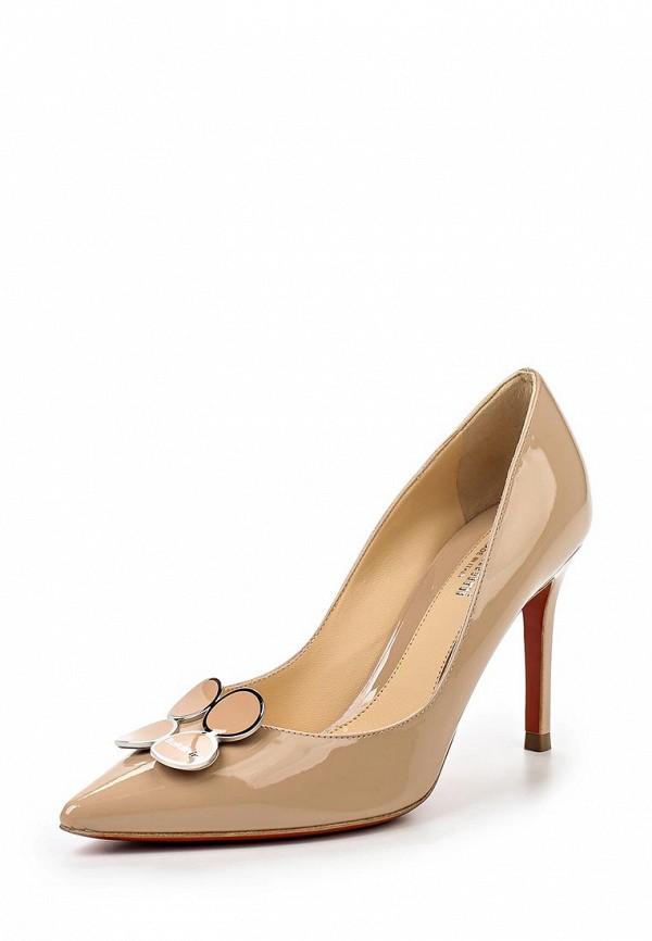 Туфли на шпильке Baldinini (Балдинини) 654005P91ATOSC7846: изображение 1