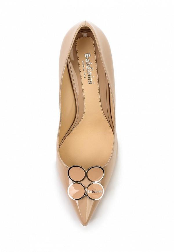 Туфли на шпильке Baldinini (Балдинини) 654005P91ATOSC7846: изображение 4