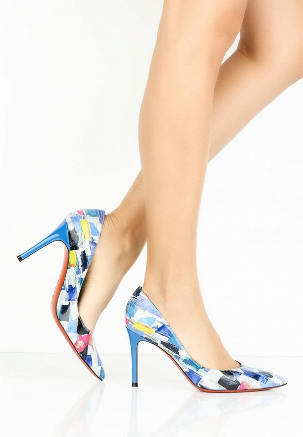 Туфли на шпильке Baldinini (Балдинини) 660057P91APEVE9998: изображение 5