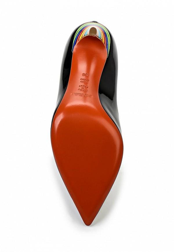 Туфли на шпильке Baldinini (Балдинини) 652103P91ATOSC0000: изображение 3