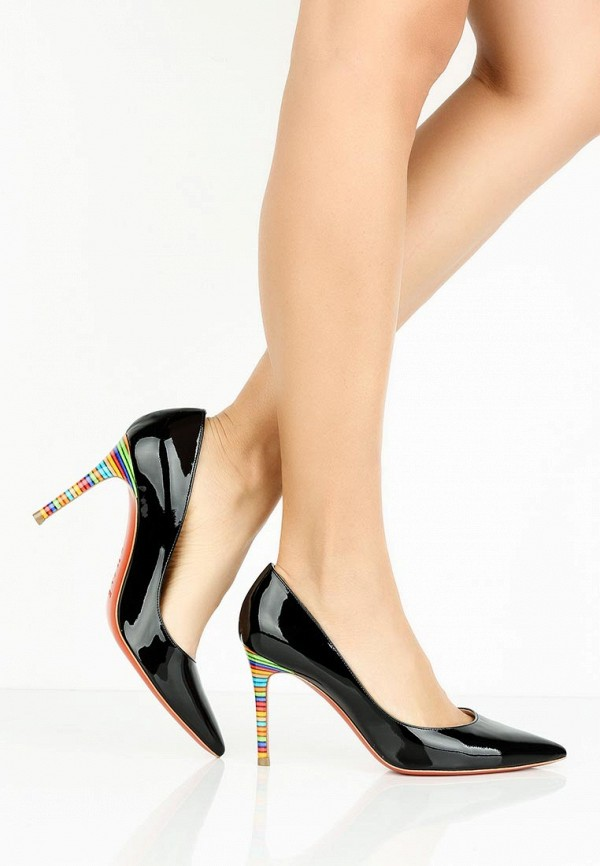 Туфли на шпильке Baldinini (Балдинини) 652103P91ATOSC0000: изображение 5