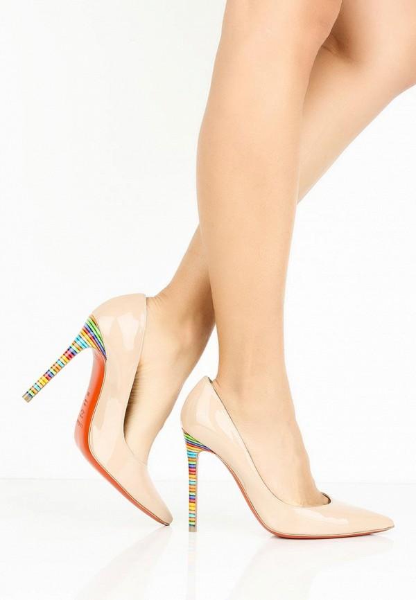 Туфли на шпильке Baldinini (Балдинини) 652103P01ATOSC7846: изображение 5