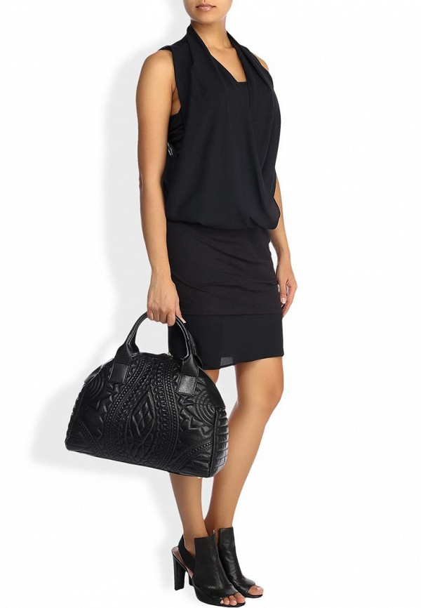 Большая сумка Baldinini (Балдинини) 520606NAPP00R: изображение 9
