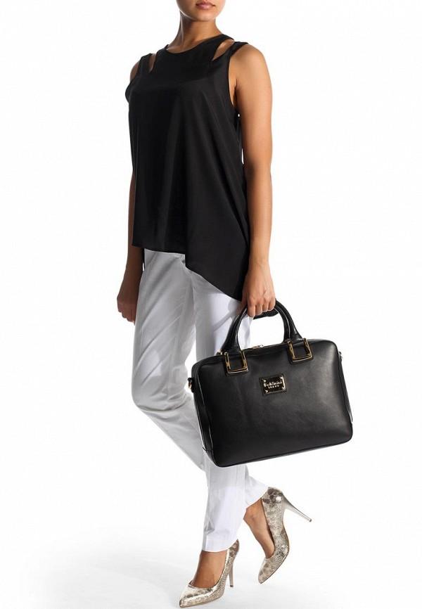 Кожаная сумка Baldinini (Балдинини) 520604NAGO00R: изображение 5
