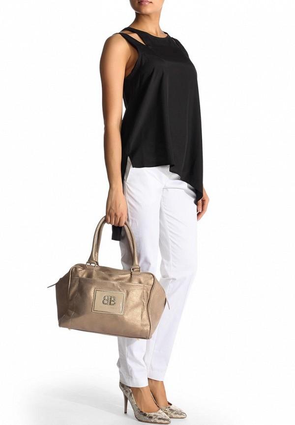 Замшевая сумка Baldinini (Балдинини) 530563BMLY3939R: изображение 3