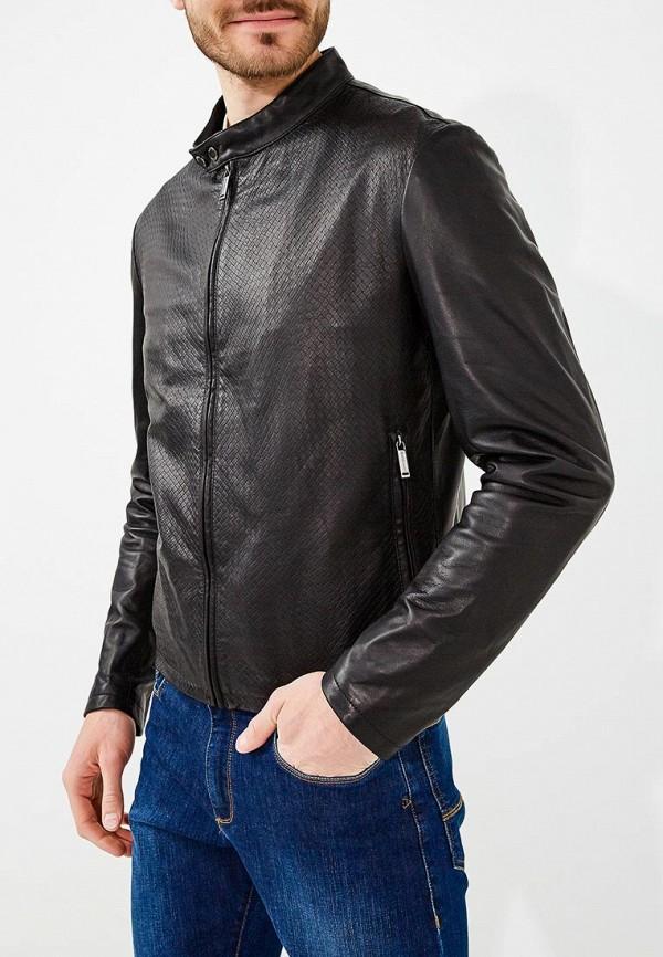 Куртка кожаная Baldinini Baldinini BA097EMZYG97 сумка baldinini 672050 nero