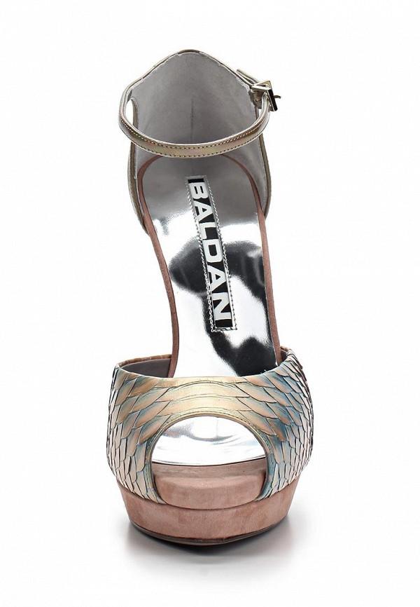 Туфли на каблуке Baldan 6654: изображение 8