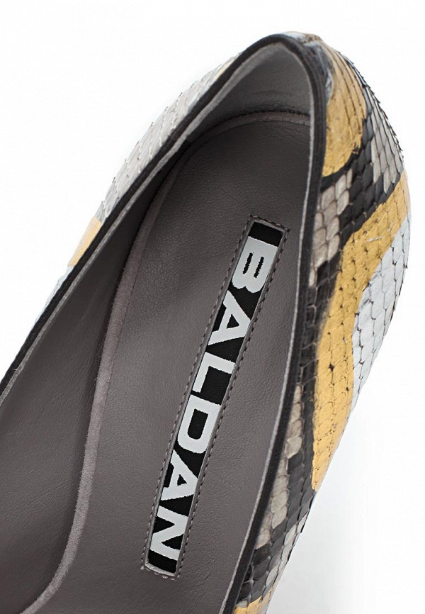 Туфли на шпильке Baldan 6678: изображение 15