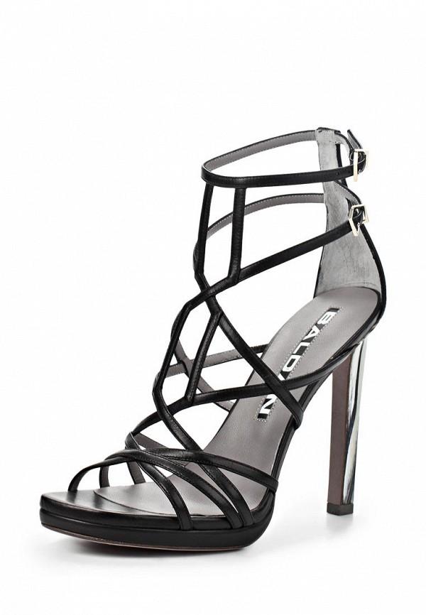 Босоножки на каблуке Baldan 6641: изображение 1