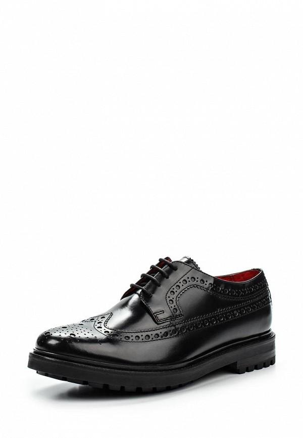 Мужские туфли Base London QO01: изображение 1