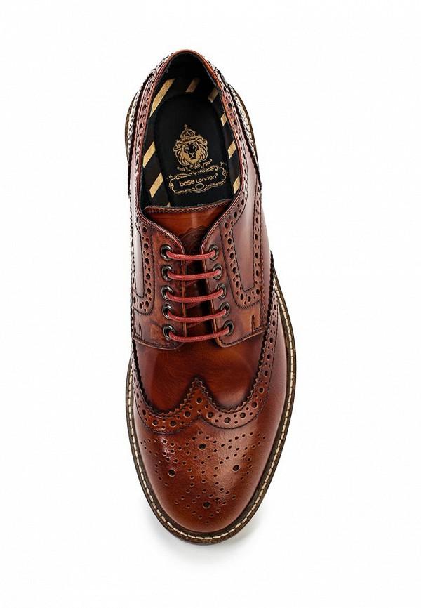 Мужские туфли Base London PI065: изображение 4