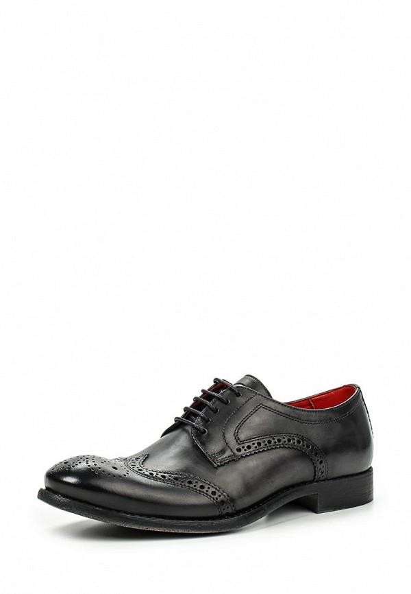 Мужские туфли Base London QU04: изображение 1