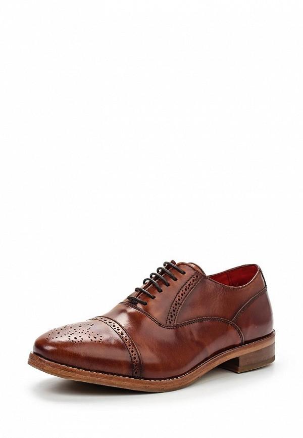 Мужские туфли Base London RI02: изображение 1
