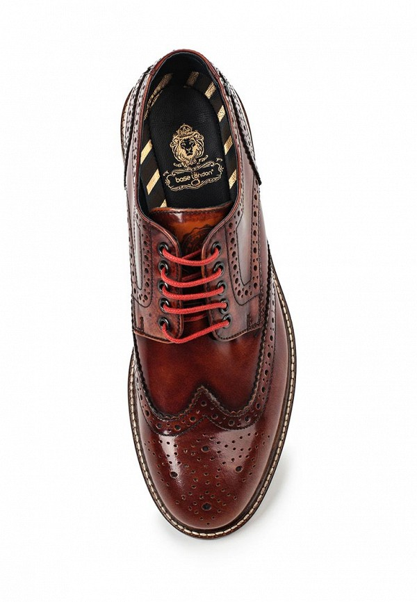 Мужские туфли Base London PI06: изображение 4
