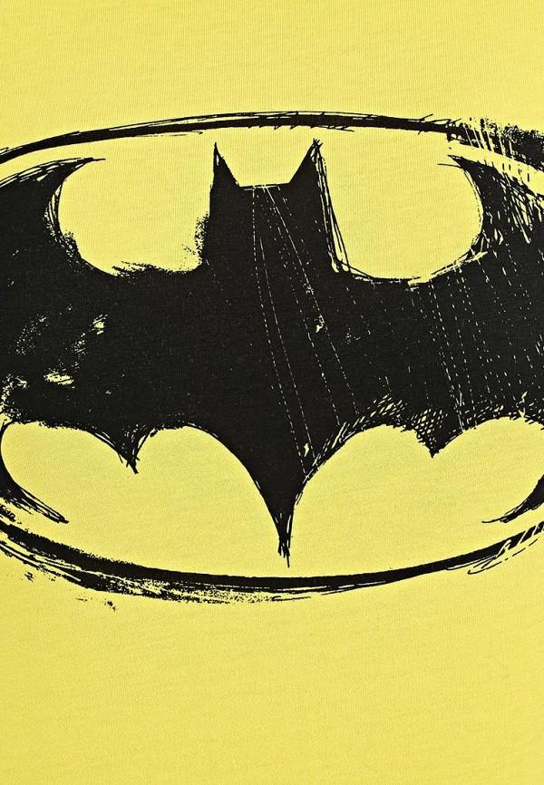 Футболка с коротким рукавом Batman BM-TSW54-YEL: изображение 4