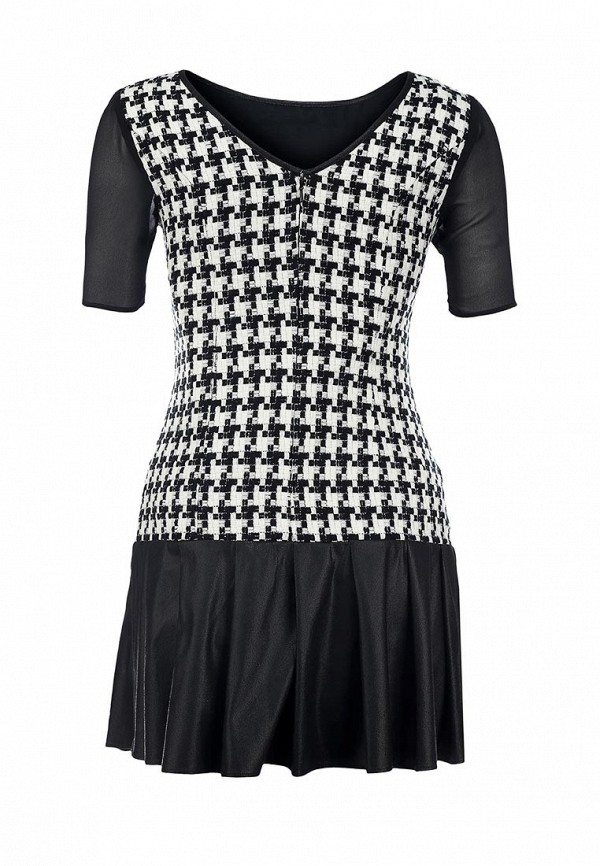 Платье-мини BCBGeneration BEW69B89: изображение 3