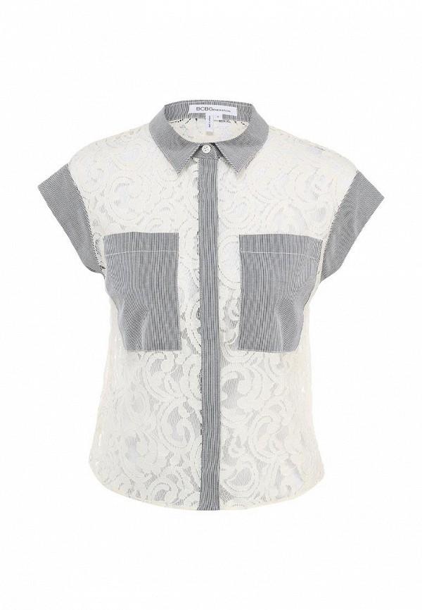 Рубашка с коротким рукавом BCBGeneration MGD1T759: изображение 1