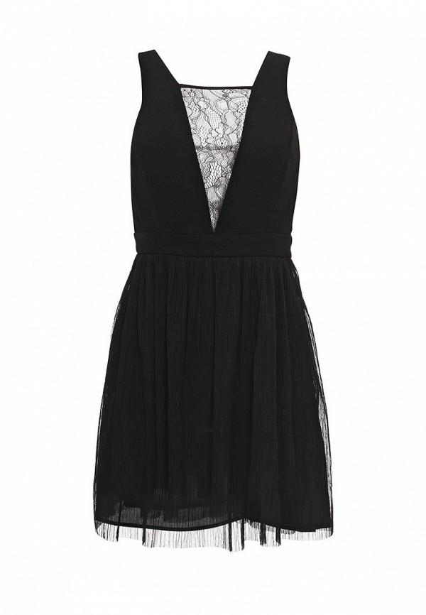 Купить женское платье BCBGeneration черного цвета