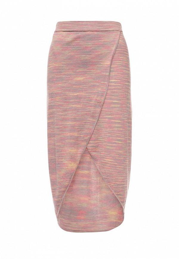 Купить женскую юбку BCBGeneration розового цвета